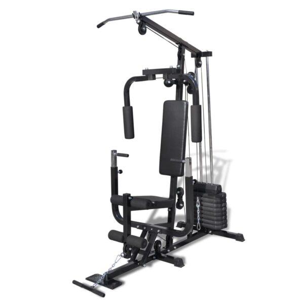 Maskiner & ställningar för styrketräning